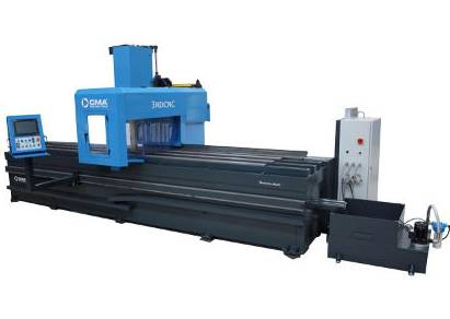 3RD SERIES CNC MACHINE