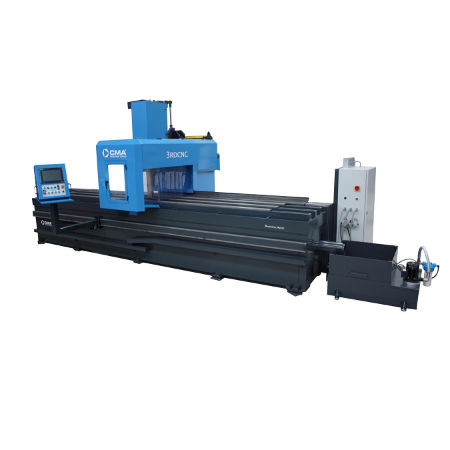 3RD SERIES CNC MACHINE