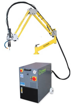 HYDRAULIC GH-18 TAPPING MACHINES